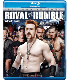WWE ROYAL RUMBLE (2012) (25° ANIVERSARIO) - USADA