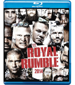 WWE ROYAL RUMBLE (2014) - USADA