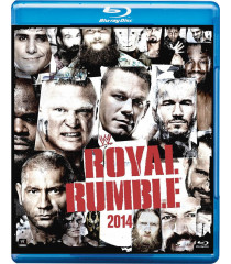 WWE ROYAL RUMBLE (2014) - USADA