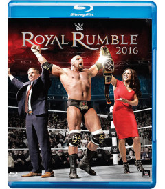 WWE ROYAL RUMBLE (2016) - USADA