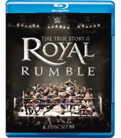 WWE THE TRUE STORY OF TH ROYAL RUMBLE (2 DISCOS) - USADA