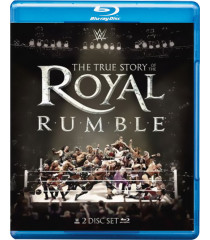 WWE THE TRUE STORY OF THE ROYAL RUMBLE (2 DISCOS) - USADA