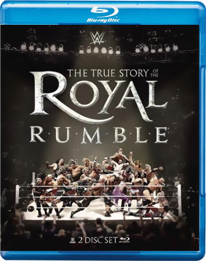 WWE THE TRUE STORY OF TH ROYAL RUMBLE (2 DISCOS) - USADA