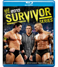 WWE SURVIVOR SERIES (2010) - USADA