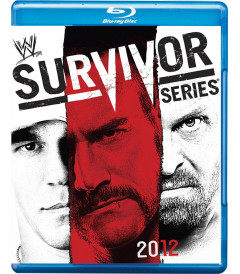 WWE SURVIVOR SERIES (2012) - USADA