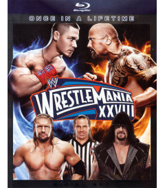 WWE WRESTLEMANIA 28 (2 DISCOS) - USADA