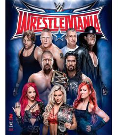 WWE WRESTLEMANIA 32 (2 DISCOS) - USADA