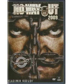 DVD - WWE NO WAY OUT (2009) - USADA