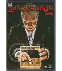 DVD - WWE ARMAGEDDON (2008) - USADA