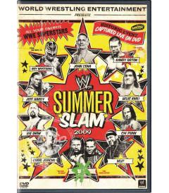 DVD - WWE SUMMERSLAM (2009) - USADA