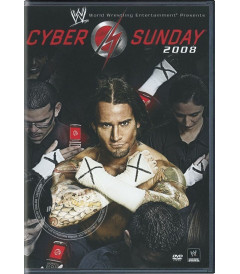 DVD - WWE CYBER SUNDAY (2008) - USADA