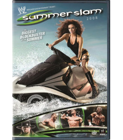DVD - WWE SUMMERSLAM (2008) - USADA