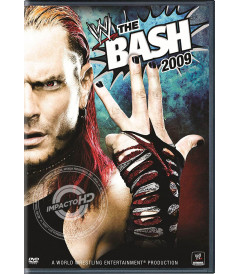 DVD - WWE THE BASH (2009) - USADA