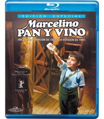 MARCELINO PAN Y VINO (EDICIÓN DE COLECCIÓN, INCLUYE VERSIÓN DE 1954 Y 1991)