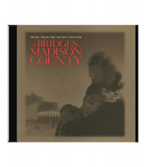 CD - LOS PUENTES DE MASDISON (MUSIC FROM THE MOTION PICTURE) - USADO
