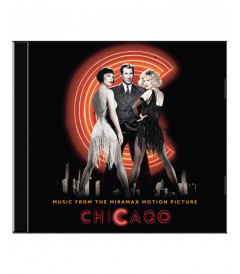 CD - CHICAGO (MUSIC FROM THE MIRAMAX MOTION PICTURE) - USADO