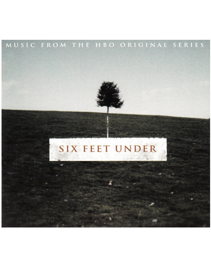 CD - SIX FEET UNDER (MUSIC FROM THE HBO ORIGINAL SERIES) - USADO