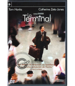 DVD - LA TERMINAL (EDICIÓN ESPECIAL) - USADA