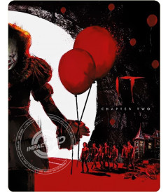 IT CHAPTER TWO (ESO, CAPÍTULO 2) (EDICIÓN ESPECIAL STEELBOOK)