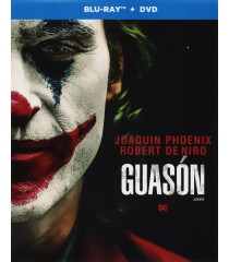 GUASÓN (BD+DVD) (*)
