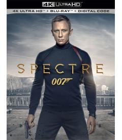 4K UHD - 007 SPECTRE - PRE VENTA
