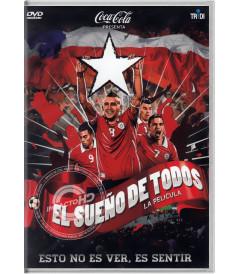 DVD - EL SUEÑO DE TODOS - USADA