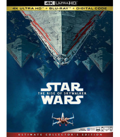 4K UHD - STAR WARS EPISODIO IX (EL ASCENSO DE SKYWALKER) - PRE VENTA