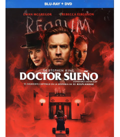 DOCTOR SUEÑO (BD+DVD) (*)