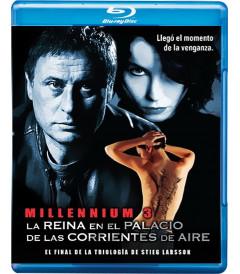 MILLENNIUM 3 (LA REINA EN EL PALACIO DE LAS CORRIENTES DE AIRE) (*)