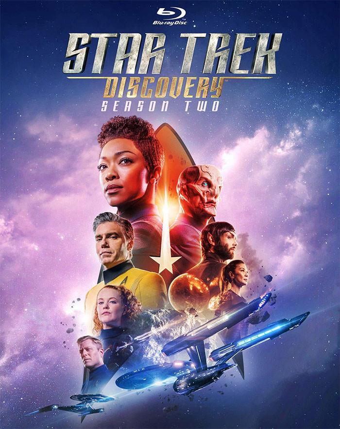STAR TREK (DISCOVERY) (2° TEMPORADA)