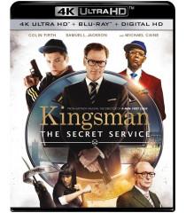 4K UHD - KINGSMAN (EL SERVICIO SECRETO) - USADA