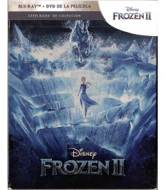 FROZEN 2 - STEELBOOK