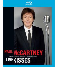 PAUL McCARTNEY - LIVE KISSES (DIGIPACK)