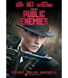 DVD - ENEMIGOS PubLICOS - USADA
