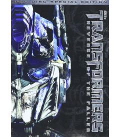 DVD - TRANSFORMERS (LA VENGANZA DE LOS CAÍDOS) (EDICIÓN ESPECIAL 2 DISCOS) - USADA