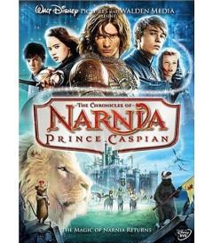 DVD - LAS CRÓNICAS DE NARNIA (EL PRÍNCIPE CASPIAN) (EDICIÓN DE COLECCIÓN 2 DISCOS) - USADA