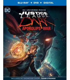 JUSTICE LEAGUE APOKOLIPS WAR