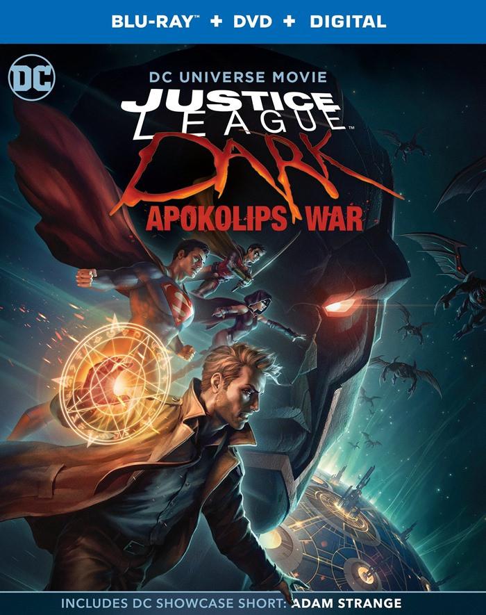 JUSTICE LEAGUE APOKOLIPS WAR