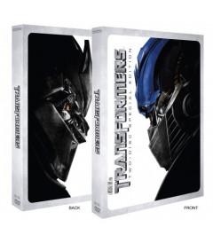 DVD - TRANSFORMERS (EDICIÓN ESPECIAL) - USADA