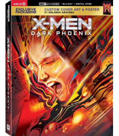4K UHD - XMEN (DARK PHOENIX) - PRE VENTA