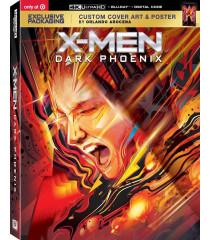 4K UHD - XMEN (DARK PHOENIX) (TARGET EXCLUSIVE)