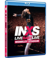 INXS - LIVE BABY LIVE (WEMBLEY STADIUM)