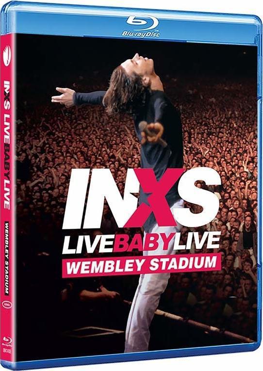 INXS - LIVE BABY WEMBLEY STADIUM
