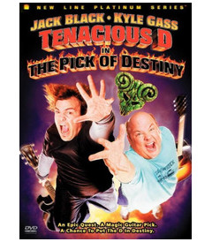 TENACIOUS D IN THE PICK OF DESTINY- DVD-