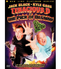 DVD - TENACIOUS D IN THE PICK OF DESTINY