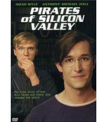 DVD -PIRATAS DE SILICON VALLEY - USADA