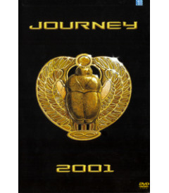 DVD - JOURNEY 2001 - USADA