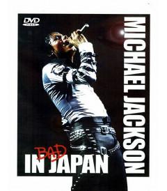 DVD - MICHAEL JACKSON BAD IN JAPAN - USADA