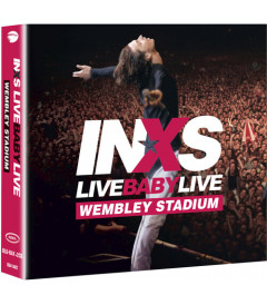 INXS - LIVE BABY WEMBLEY STADIUM 3 Discos