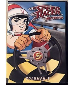 DVD - METEORO VOLUMEN 5